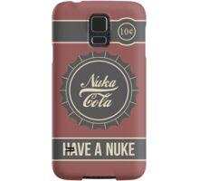 Nuka Cola Samsung Galaxy Case/Skin