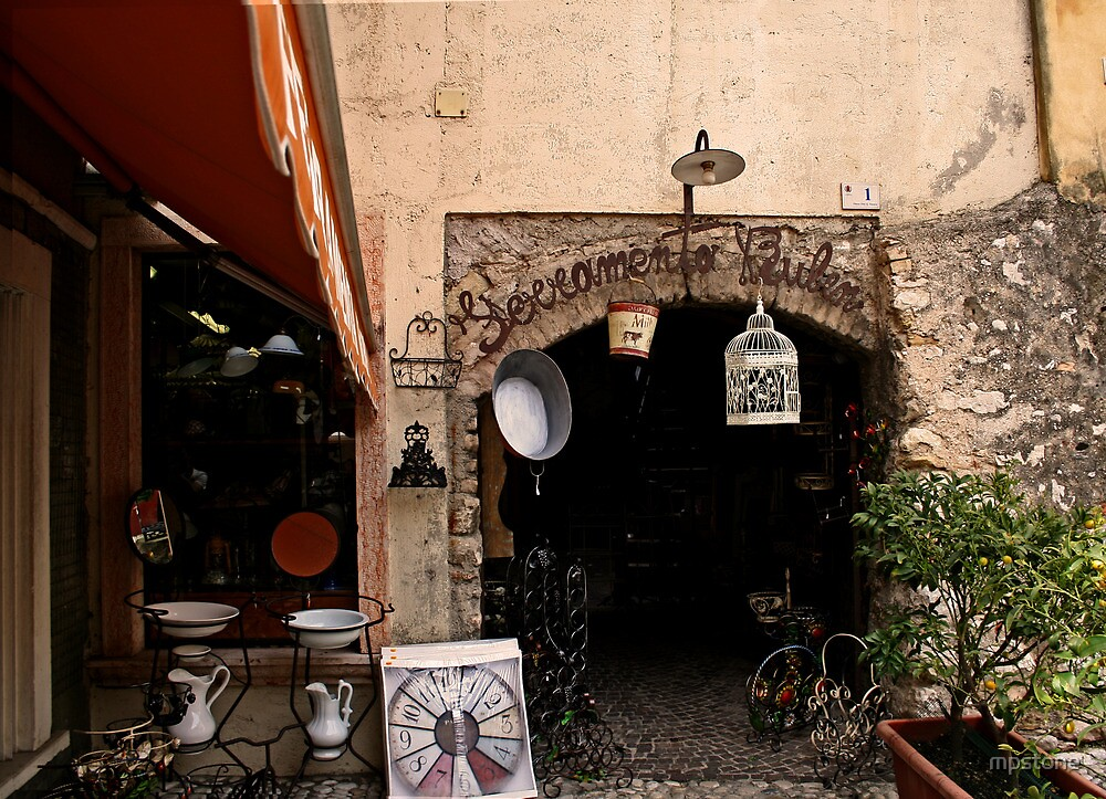 Italian Shop by mpstone