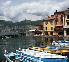 Malcesini Harbour by mpstone