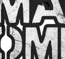 Omar Comin' - STICKER Sticker