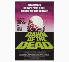 Dawn Of The Dead Movie Poster by the2ndbest