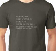 """Cabin Pressure - Quote """"Goose"""" Unisex T-Shirt"""