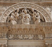 Detail on Santa Maria Degli Angeli by jojobob