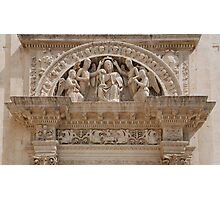 Detail on Santa Maria Degli Angeli Photographic Print