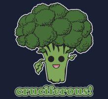Cruciferous! Kids Tee