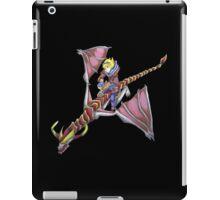 Ezreal riding Shyvana as Eragon with Saphira iPad Case/Skin