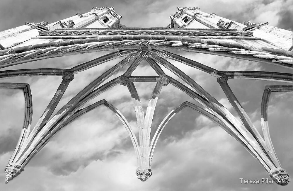 jerónimos structure. by terezadelpilar ~ art & architecture