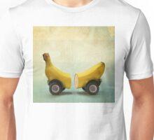 Banana Splitmobile Unisex T-Shirt