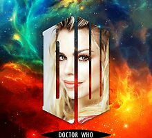 Doctor Who - Rose Tyler (Billie Piper) by raincarnival