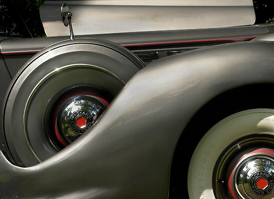 Super 8 Packard - 1938 by cclaude