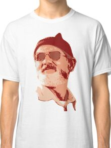 Bill Murray - Zissou Classic T-Shirt