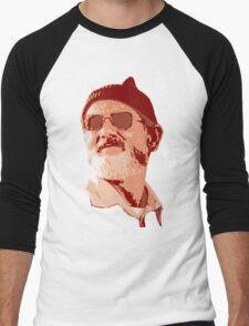 Bill Murray - Zissou Men's Baseball ¾ T-Shirt