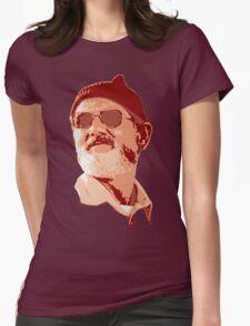 Bill Murray - Zissou Womens Fitted T-Shirt