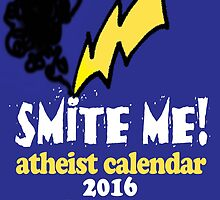 2016 Atheist Calendar-Celebrate atheism every month!  by atheistcards