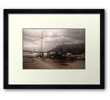 The Haven Framed Print