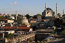Ottoman Caravanserai and Nuruosmaniye Mosque by Jens Helmstedt
