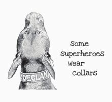 All Dogs Are Superheroes Kids Clothes