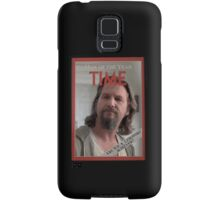 The Dude - Time Magazine Man of the Year Samsung Galaxy Case/Skin
