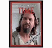 The Dude - Time Magazine Man of the Year Men's Baseball ¾ T-Shirt