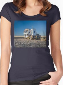 The Martian Truck Women's Fitted Scoop T-Shirt