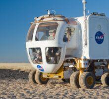 The Martian Truck Sticker