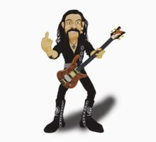 Lemmy Says....T by zazzo