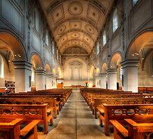 Predigerkirche Zurich (Preacher's Church) by Yhun Suarez