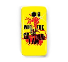 Kamina - An Inspirational Quote Samsung Galaxy Case/Skin