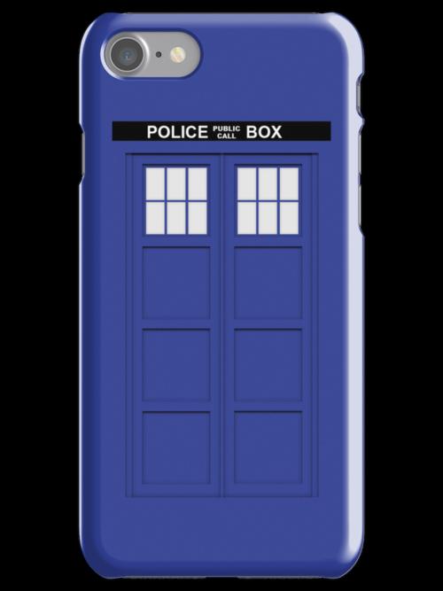 Doctor Who - Tardis by raincarnival