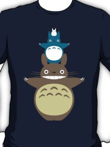 Totoro Totem with Detail T-Shirt