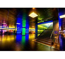 Hauptbahnhof Underground Photographic Print