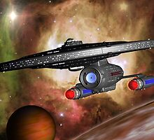 Boldly Going  by Martin Rosenberger