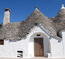 Trulli Houses by jojobob