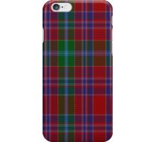 01208 Gententorte Red Fashion Tartan Fabric Print Iphone Case iPhone Case/Skin