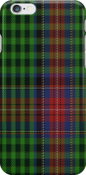 01210 Punsch Melon Fashion Tartan Fabric Print Iphone Case by Detnecs2013