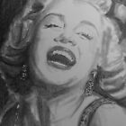 Marilyn Monroe by shawwayne