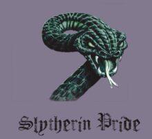 Slytherin pride by cabilo