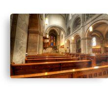 Grossmunster Church 2.0 Metal Print