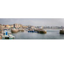 San Sebastian Skyline - Spain Photographic Print