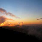 Sunrise on Saddleback Jr. by msbpackengineer