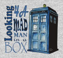 Looking 4A Mad Man In A Box Kids Clothes