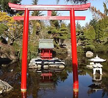 Point Defiance Japanese Gardens by seeingred13