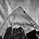 Sky in Motion at Mahou Tower  by servalpe