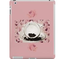 Roses and Coffee iPad Case/Skin