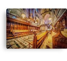 Magnificent Cathedral     ED2 Canvas Print
