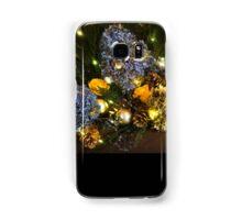 Happy Holidays Roses Samsung Galaxy Case/Skin