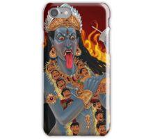 Kali Maa Hates Pickles iPhone Case/Skin