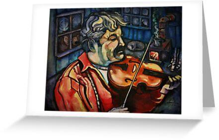 The Logdrivers Waltz by Cassandra Dolen