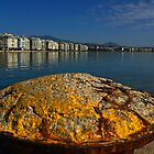salonika port by konsolakism
