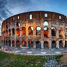 Colosseo Panorama by Yhun Suarez